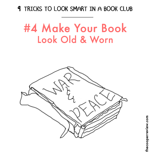 Look Smart in Book Club